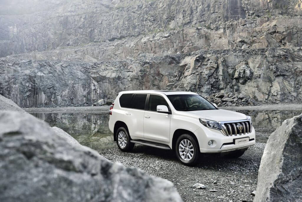 Toyota Land Cruiser Colorado 3.4 VX 5dr